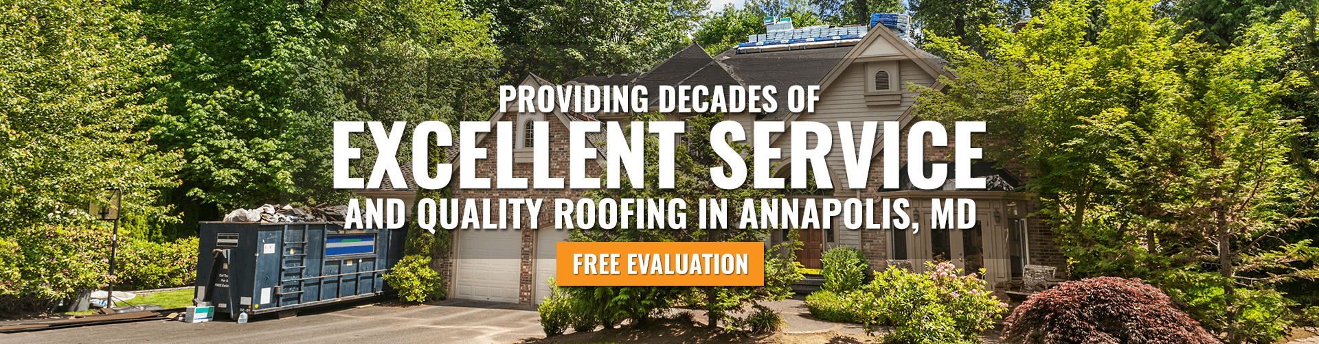 Customer Service and Quality Roofing