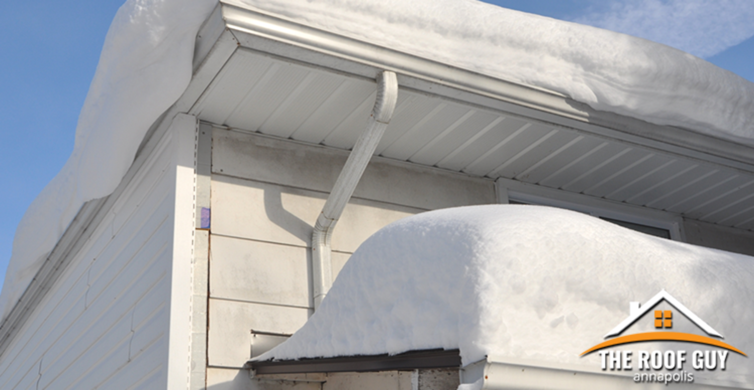 Roof Snow Removal…Is it Necessary?