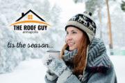 Tis The Season Roof Maintenance Tip