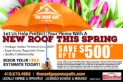 Spring Roof Tips